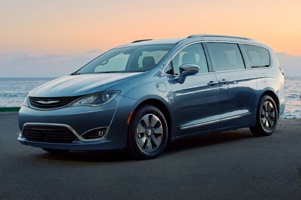 Chrysler Pacifica Plug In Hybrid